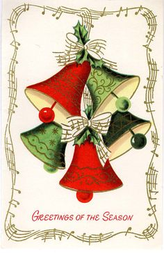 1950's Hardly anyone today 2015 sends out Christmas cards, to expensive. I miss it!