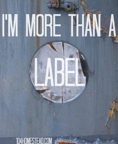 I'm More Than a Label: Homesteader, Survivalist, Prepper | The 104 Homestead