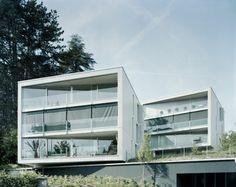 Seehäuser in Meilen - Fassade - Wohnen - baunetzwissen.de