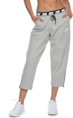 17438a0577d0 Nike Women s Nike Sportswear Advance 15 Zipper Capris  nike Nike  Sportswear