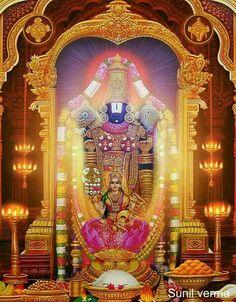 Laxmi Lord Vishnu Ganesha Shiva Balaji Murugan