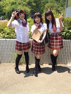 Sora, Yoshino, Suzuko ラブライブ!
