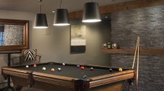 Pinney Designs | Sudbury-Basement idea