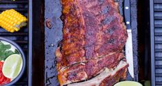 Chilli and Beer Barbecue Pork Ribs