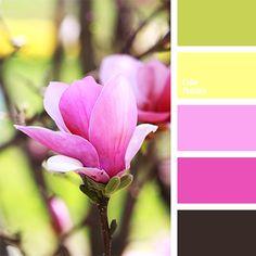 Contrasting Color Palettes   Page 11 of 51   Color Palette Ideas