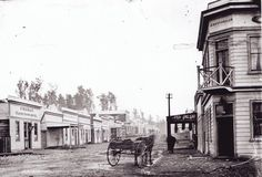 Carles and Hannah moved with the gold rush to Kumara where the fourth and last Pierson and Carew cordial (Liqueurs) and Aerated waters factory was established on what was then the Main Road (now Greenstone Road.