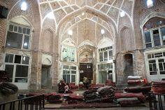 Carpet Bazar, Tabriz, Iran