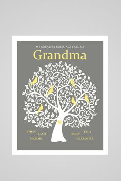 9 best personalized mother s day gifts images on pinterest grandma