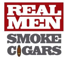 Real men....
