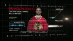 Operation Rain Drop Video - NHL VideoCenter - Chicago Blackhawks. Thank-you Bollig for making my day & being a good sport by doing this! This is great!