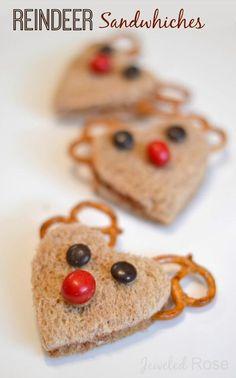 New Pinterest Christmas Food