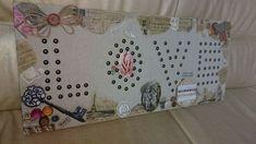 Decoupage, Christmas Crafts, Diy Crafts, Home Decor, Decoration Home, Room Decor, Make Your Own, Homemade, Craft
