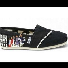 One Direction Toms I need # onedirection