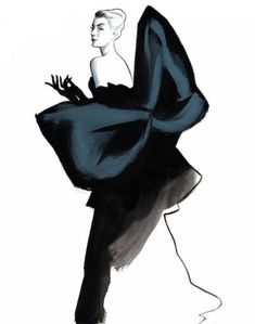 Fashion Illustrations by Fernando Vicente