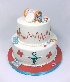 A39. Farmasia –kakku. Pharmacy cake.