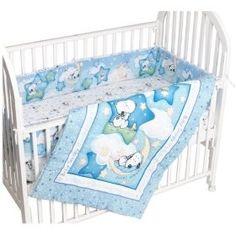 Snoopy crib