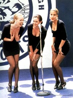Beverly Hills, 90210 Girls ~ Kelly (Jennie Garth) Brenda (Shannon Doherty) & Donna (Tori Spelling). The Awesome Cool Girls, Fun Episode!! ~