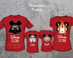 Star Wars Inspired Custom T-shirts Darth Vader by EmoryLaneStudios