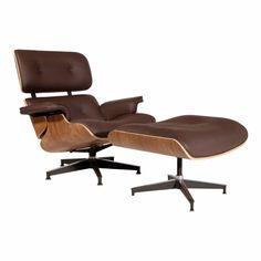 MID Lounge Chair & Ottoman | $895