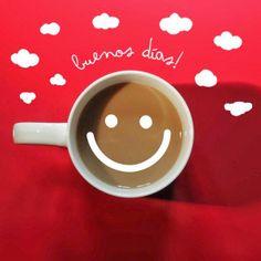 Buenos días #buenosdías #goodmorning #café