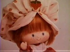 STRAWBERRY SHORTCAKE COMMERCIAL ~ growin' up in the 80's. I loved her!!!!!