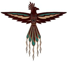 Southwest Decor, On Native Winds II Large Wall Hanging Southwestern Art, Southwestern Decorating, Southwest Decor, Southwest Style, Native American Decor, Native American Symbols, Native Symbols, Thunderbird Tattoo, Bull Skulls