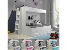 Multifunkčná poschodová posteľ Party 17 - viac farieb Loft, Bed, Party, Furniture, Home Decor, Decoration Home, Stream Bed, Room Decor, Lofts