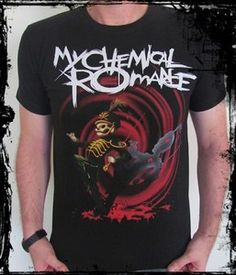 ***Retro My Chemical Romance T-Shirt - New***
