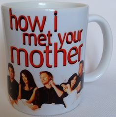 Caneca How I Met Your Mother - Mod . 6