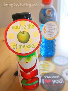 Room Mom 101: Parent Volunteer Gifts. Teacher Gifts and also ideas to use for your kids!