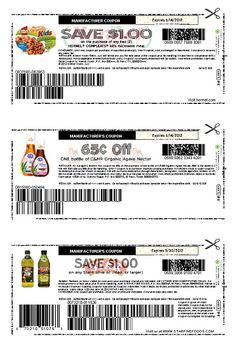 Extreme Couponing Tip: Save by Printing 3 Coupons per Page