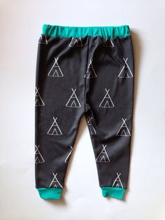 Teepee-Print Leggings | 34 Gifts For The Coolest Baby You Know