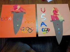 Winter Olympic Craft