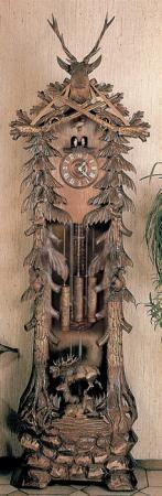 grandfather cuckoo clock!