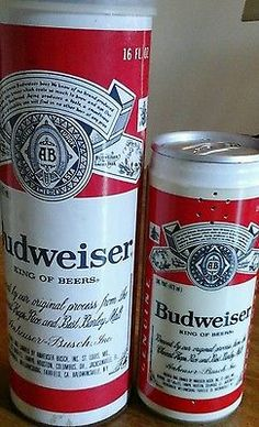 Vintage-Budweiser-Beer-Can-Push-Button-Telephone-Tested-and-working