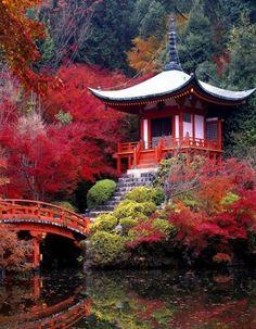 54 Ideas for garden architecture landscape kyoto japan Beautiful World, Beautiful Places, Beautiful Pictures, Wonderful Places, Places To Travel, Places To Visit, Travel Destinations, Romantic Travel, Romantic Getaways