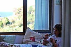 La prima colazione è un momento importante per tutta la giornata. #lnv2016 #Ventotene