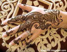 Eid Celebration- New Henna (Mehndi) designs | Craftionary