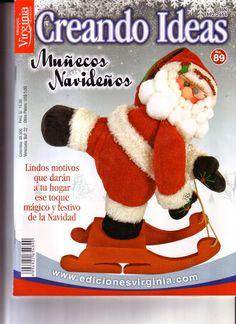 Foto: Christmas Books, Christmas Lights, Christmas Stockings, Xmas, Christmas Stuff, Christmas Ideas, Moldes Halloween, Cross Stitch Books, Crochet Magazine