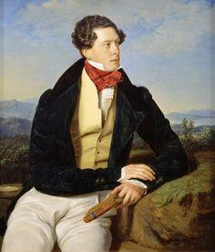 Titre de l'image : Ferdinand Georg Waldmüller -
