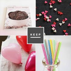 Party inspiration with Keep.com