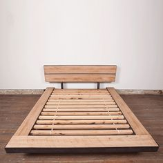 1000 images about recycled timber bed on pinterest bed heads bed frames and beds - Platform bed frame australia ...