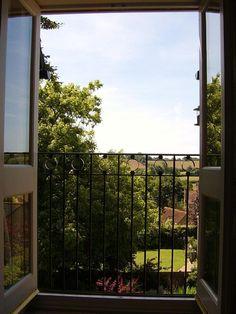 traditional juliette balcony ideas - Google Search