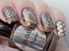 Shimmer Nail Polish Valerie by ShimmerPolish on Etsy