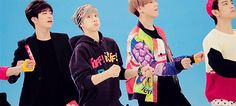 got7 members just right - Google Search