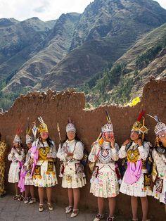 Peru's Virgen del Carmen Festival Puts Halloween to Shame - Condé Nast Traveler