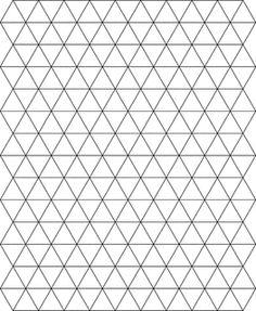 Triangular Tessellation