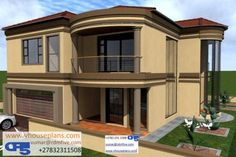 RDM5 House Plan No W2258 6 Bedroom House Plans, House Floor Plans, Double Storey House Plans, Site Plans, Garage Plans, Home Collections, House Painting, House Warming, My House