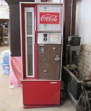 Vintage Cavalier Coca Cola Bottle Vending Coke Machine 1960s