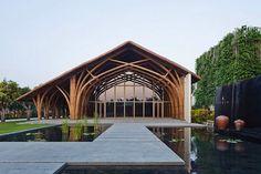 Bamboe event hall DaNang - Vietnam